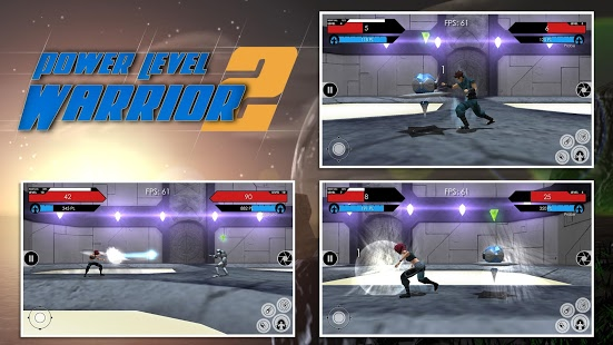 Power Level Warrior 2