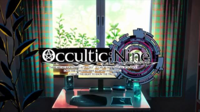 Occultic;Nine – ep 1 – O Anime mais fraco da temporada mais fraca do ano !