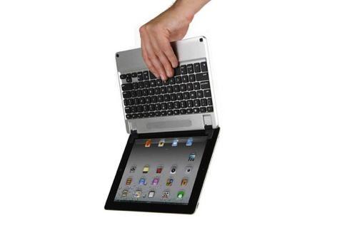Có thế gắn kết với iPad chặt chẻ mà không lo sợ rớt
