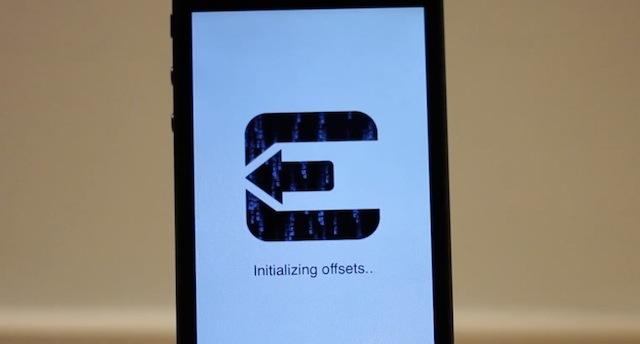 Evasi0n sẽ không hỗ trợ iOS 6.1.3 chờ phiên bản iOS 7