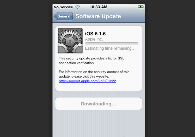 untethered jailbreak ios 6.1.6 iphone 3gs/ipod touch 4