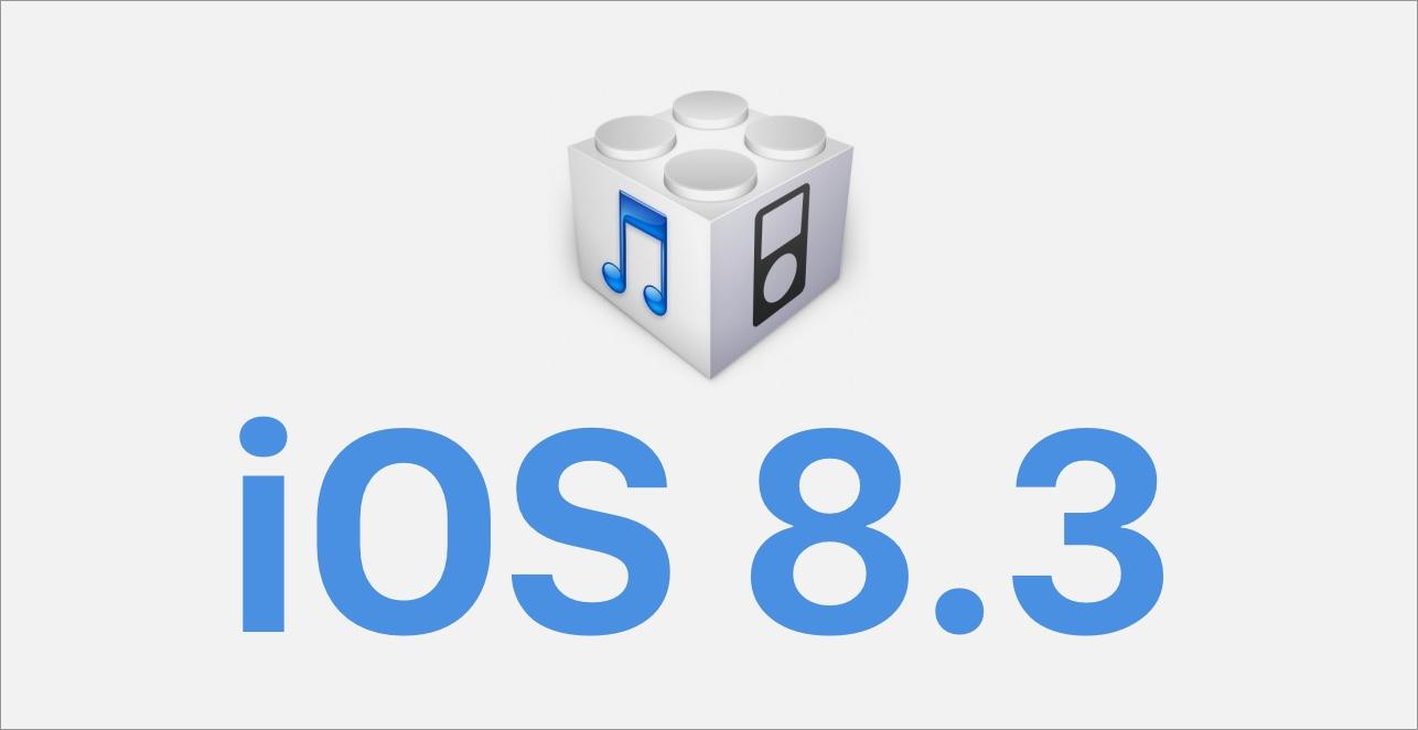 Rectangle 1 + iPhone-Firmware + iOS 8.3