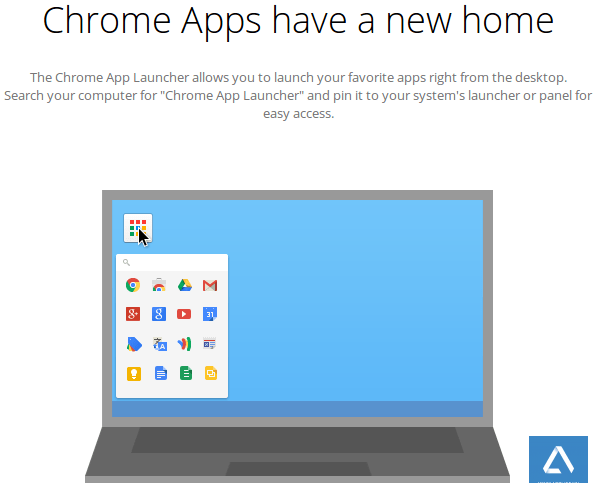 chrome-app-launcher-linux