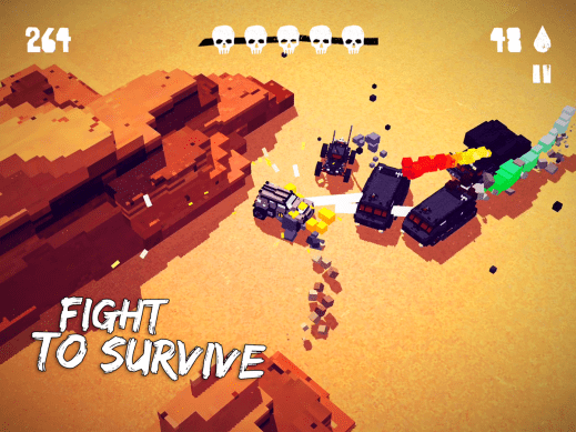 Tải game Fury Roads Survivor Cho Android 1