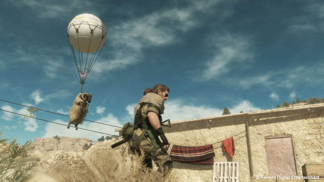 Hideo Kojima rompe su silencio para hablar de Metal Gear Solid V: The Phantom Pain