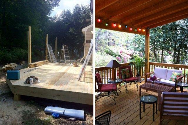 15 idee per arredare balconi terrazzi e verande guida for Idee per creare un giardino