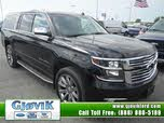 Gjovik Ford  Inc    Sandwich  IL  Read Consumer reviews  Browse Used     2015 Chevrolet Suburban 1500 LTZ 4WD Used Cars in Sandwich  IL 60548