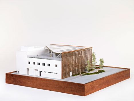 Aspen Art Museum by Shigeru Ban