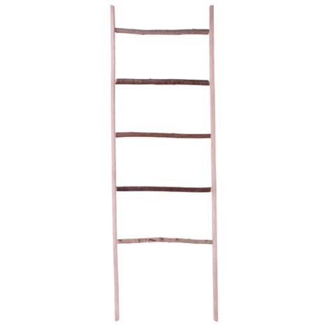 Mop Stick Ladder by Sebastian Cox