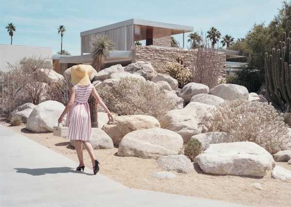California Dreaming: Stephanie Kloss photographs iconic mid-century homes