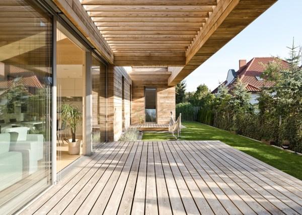 Cedar House, Poland