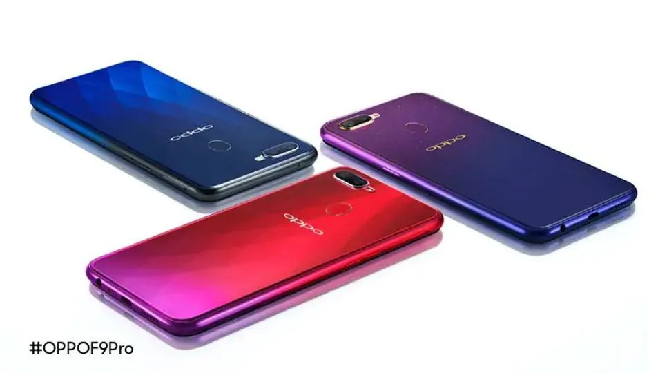 Oppo F9 Pro Price in India  Specification  Features   Digit in Oppo F9 Pro