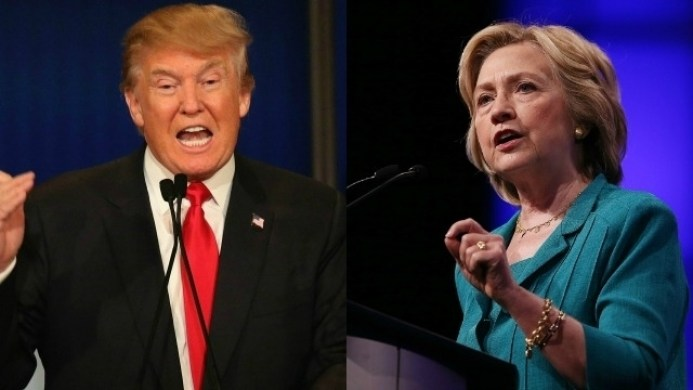 Image result for amarinder singh clinton and trump