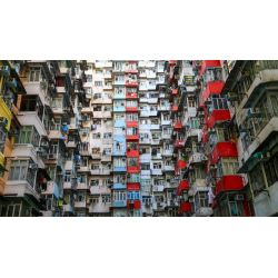 Small Crop Of Hong Kong House