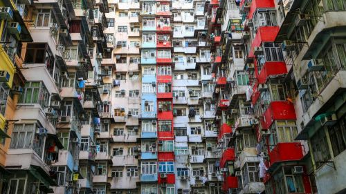 Medium Of Hong Kong House