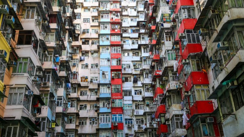 Large Of Hong Kong House