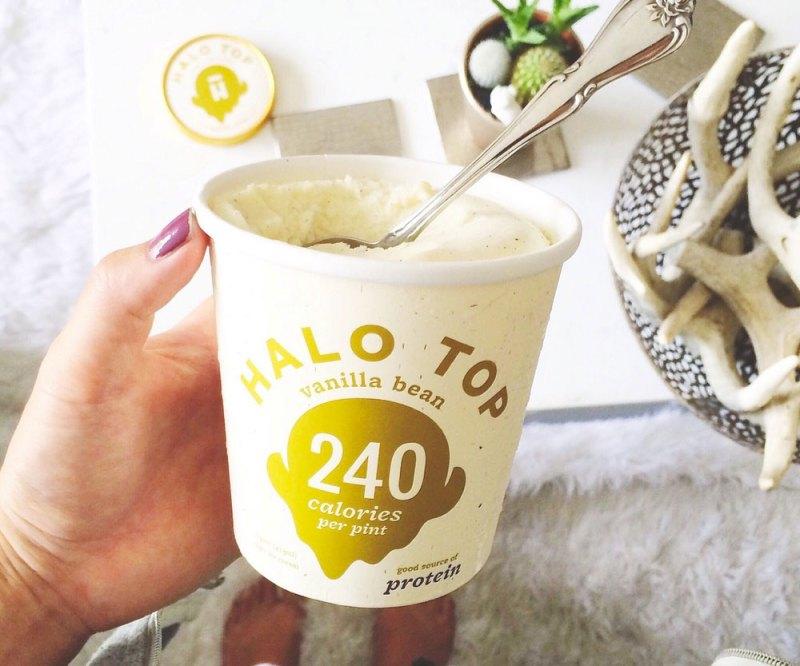 Large Of Diet Ice Cream