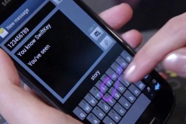 Ufficiale: il Samsung Galaxy S4 integra la tastiera SwiftKey.