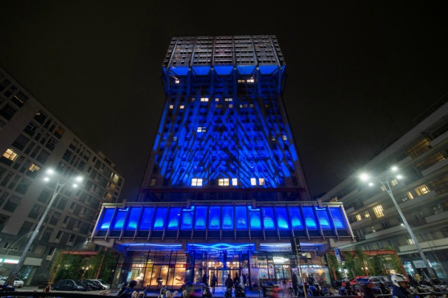 torre velasca - Что посмотреть в Милане на выходных, 5-6 Марта 2016