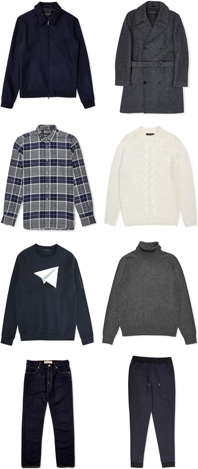 Introducing: The New Look French Connection Menswear