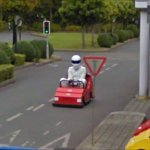 The Stig In LEGOLAND (Car #2)