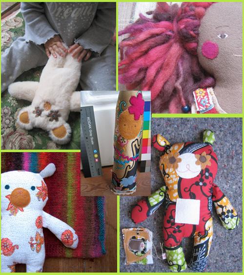 Rosa Pomar - Handmade Dolls from Portugal
