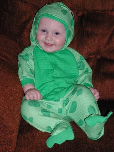 Cutest frog EVAR