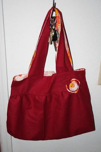 my new fall bag