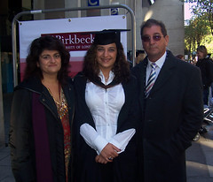 Mummy, Sofia and Alex