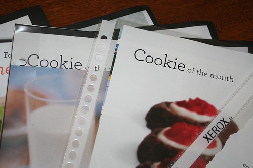 cookies of the month