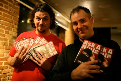 Ask A Ninja DVD Release Party