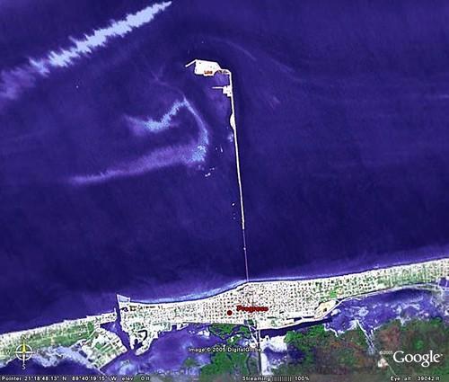 Progreso Pier