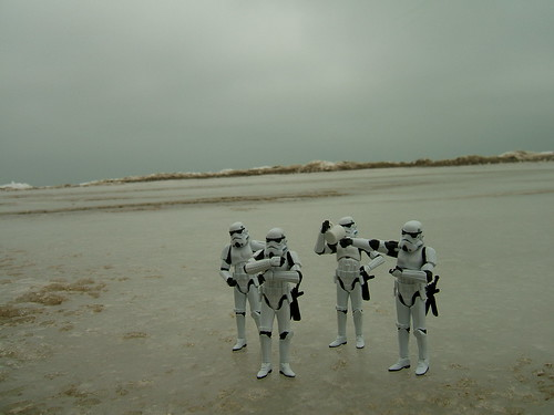 Stormtroopers on Ice