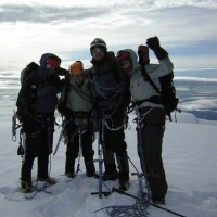 Climbing Cayambe Volcano is Always an Interesting Task