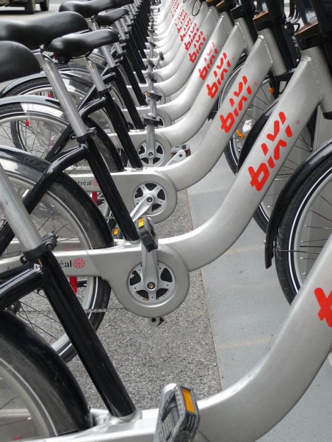 BIXI, the Public Bike System in Montréal