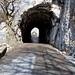 Tunnel 200 metres below Col de la Chambotte