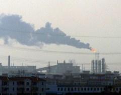 Chinese Pollution Sucks