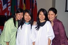 Yen, Patti, Christine, Kristin