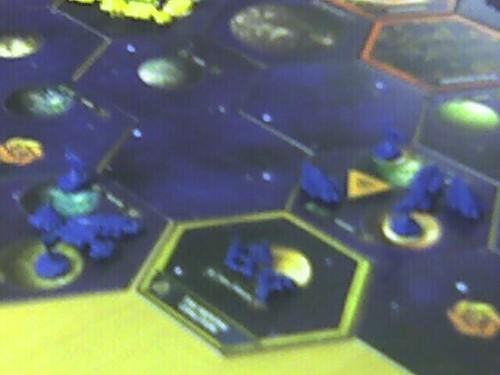 Blue units