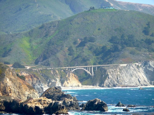 Bixby Bridge near Big Sur