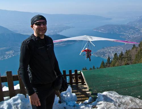 Top of Col de la Forclaz
