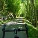 Route up to La Barillette
