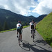 Climb to Mittelberg