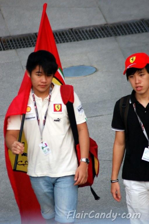 Grand Prix Season Singapore - Day 2 Formula 1 (17)