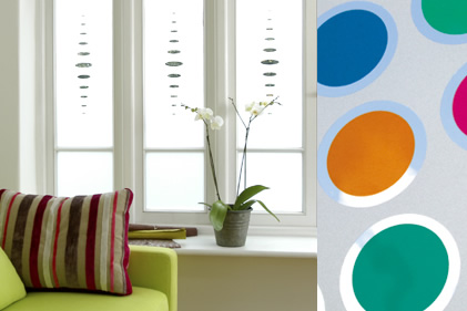 Brume - Frosted Window Film!