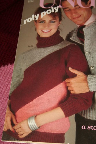 Roly Poly Sweater Pattern