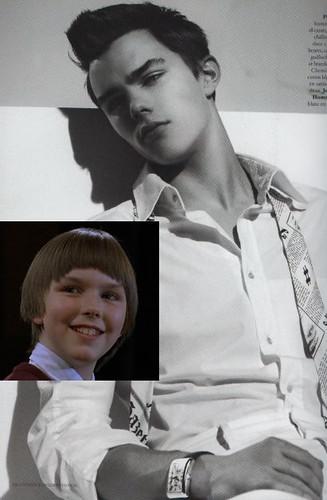 About A Boy: Nicholas Hoult