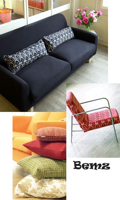 BEMZ - Slipcovers for IKEA Furniture