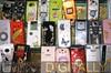 Stickered Phones