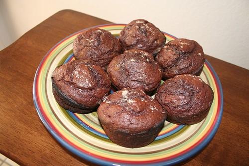 Cardamom cinnamon chocolate cupcakes2